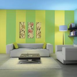 Pigment MIX zieleń G (+10L), Pigment MIX zieleń (+3L), Pigment MIX błękitny (+10L), Pigment MIX szafirowy (+10L)