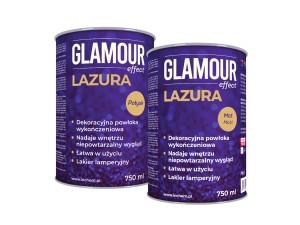 Glamour Effect Lazura_Polysk_Mat