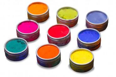 Barwniki do wyrobów chemii gospodarczej i samochodowej