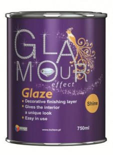 Glamour Effect Glaze