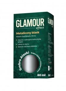 Glamour Effect Metaliczny Blask 80ml_Srebro_Alaski